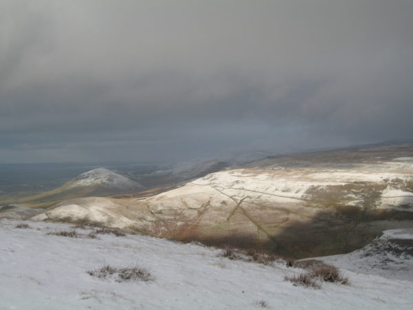 Dufton Pike from Murton Pike