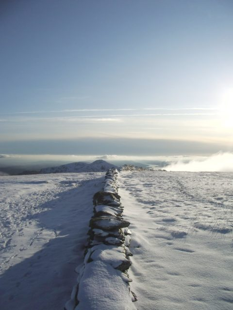 Top of High Street, looking towards Froswick