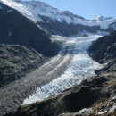 The Dart Glacier.