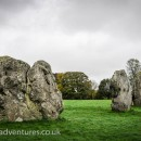 Stones in the Avebury Stone Circle