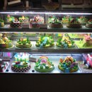 Amazing cakes in the Siam Paragon Food Court
