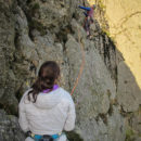 Astrid on the final 4b pitch on Remembrance.