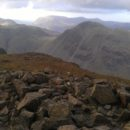 Views of the Eastern fells from Scafell