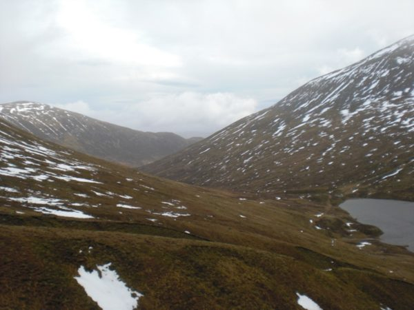 View from Lochan a Choire