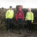 On the top of Ingleborough