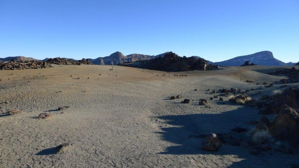The landscape is 'off this planet' and the first 'Planet of the Apes' was filmed around here, I believe.