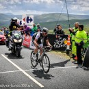 Jens Voigt wins the King of the Mountains on stage 1